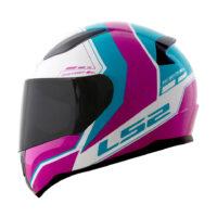 capacete-ls2-ff353-rapid-candie-white-pink-floyd-light-blue