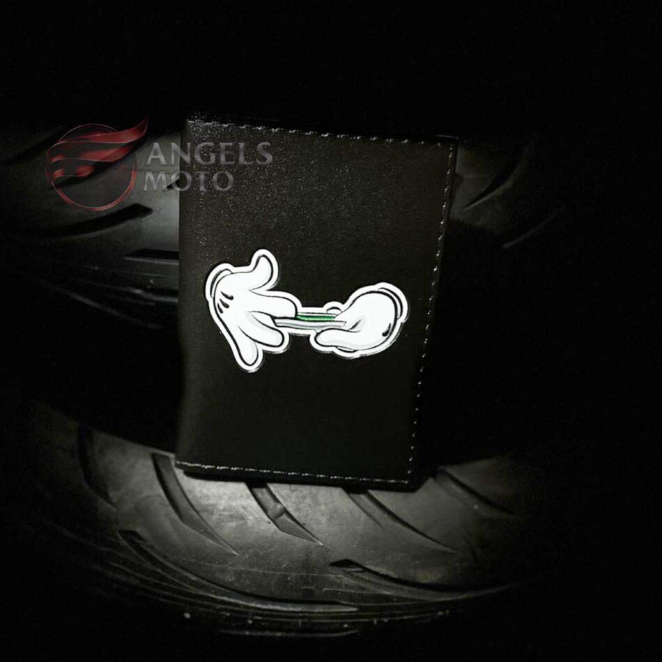 Carteira Porta Documento Motociclista 7641