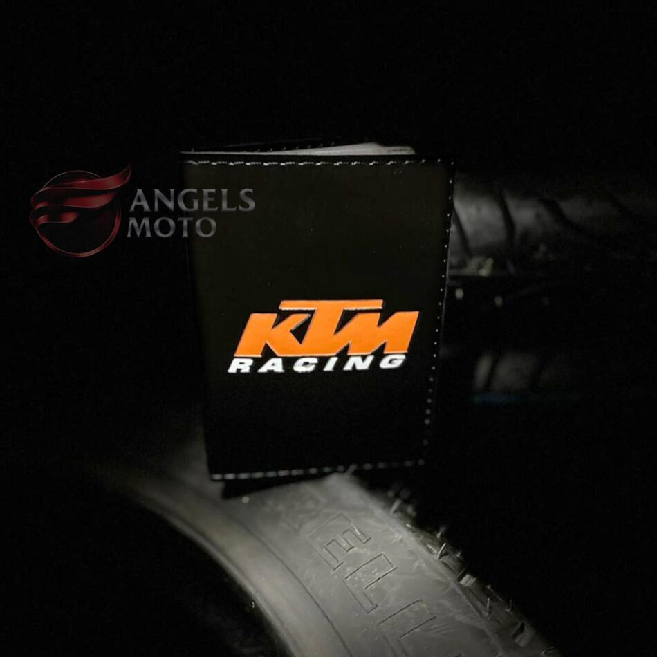 Carteira Porta Documento Motociclista KTM