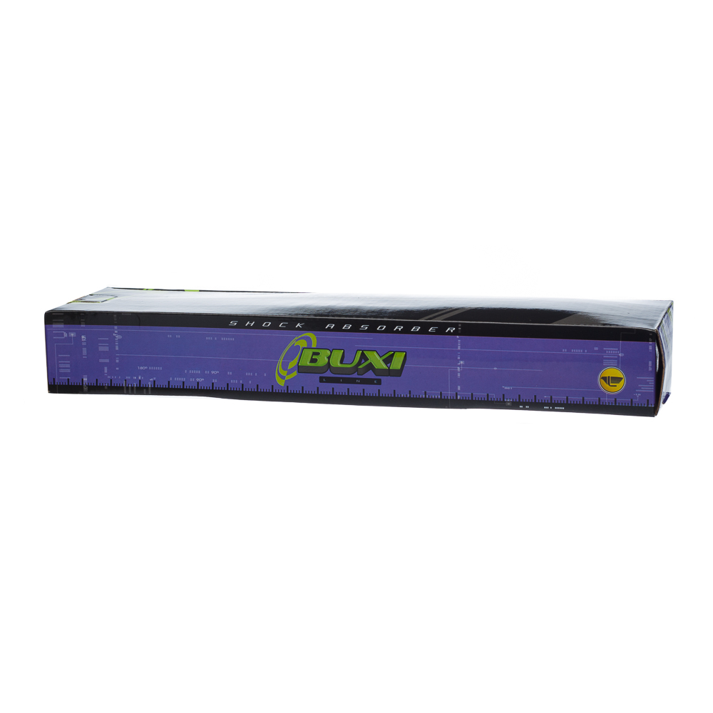 Amortecedor Cromado Buxi/gp7 (par) Com Regulagem Cg 125 83 A 99 - Ml/tur 125