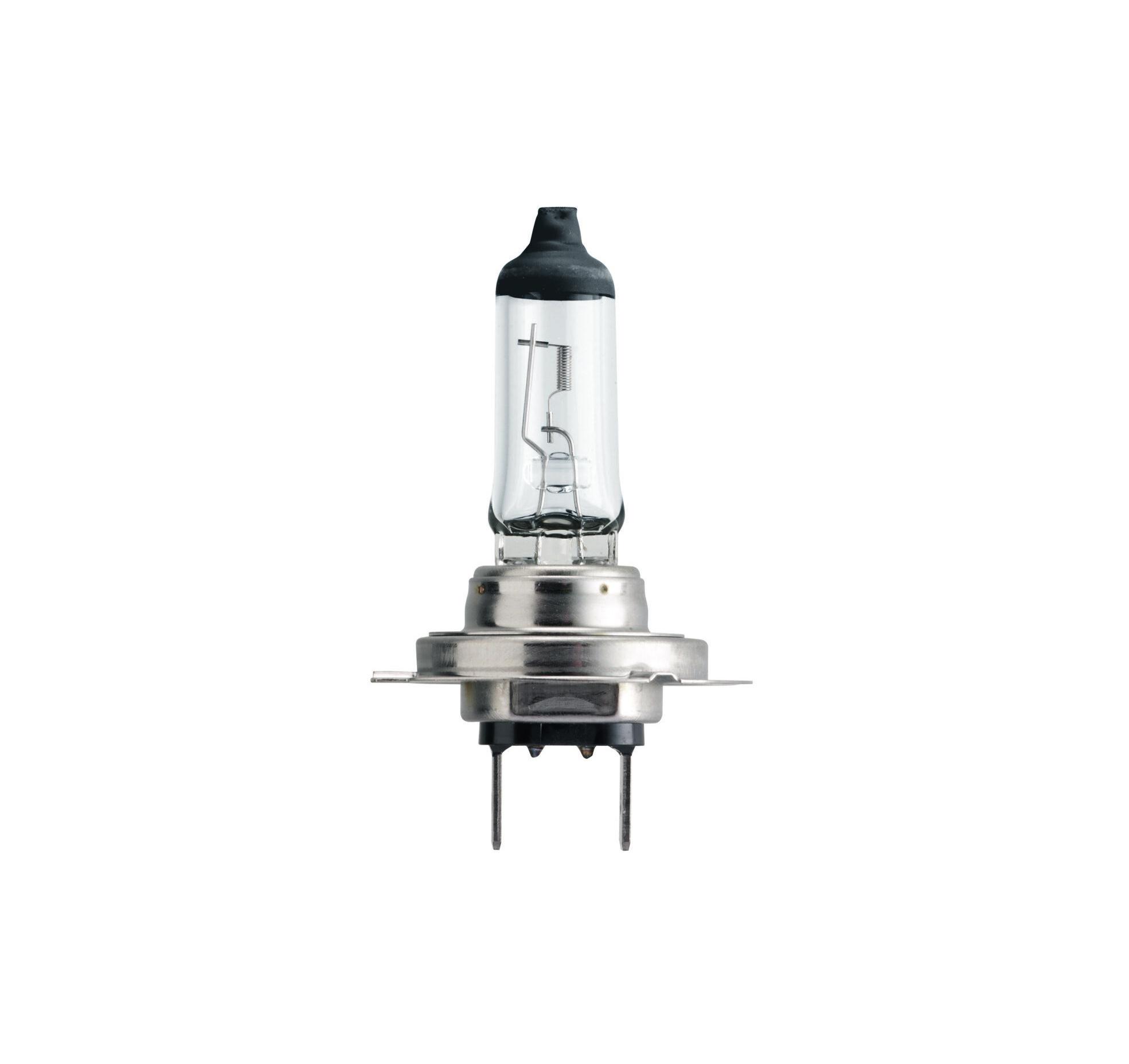 Lampada Farol Philips H7 12v 55w Standard (h7-12972-ci) Xtz Tenere 250 - Cbr 600rr/1000 - Gl1800 - Vtx1800 - Cb 600