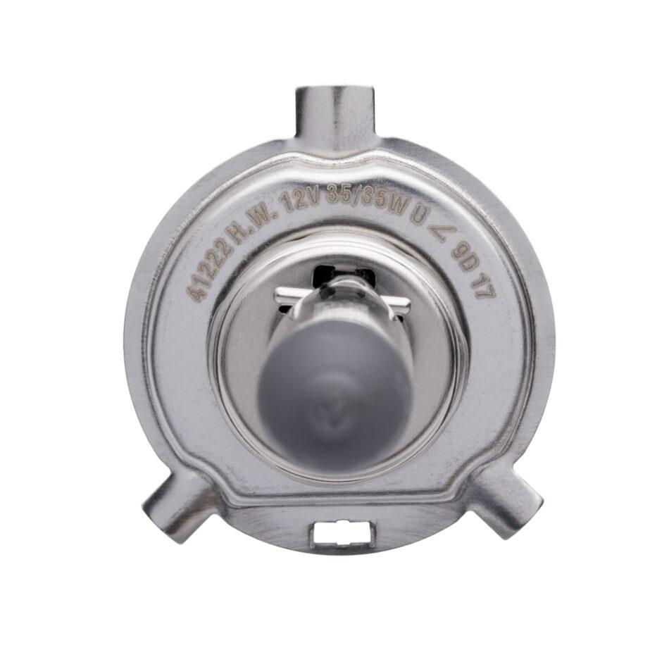 Lampada Farol Philips/haloway H4 12v 35/35w Cg 125 /08 - Cg 150 - Cbx 250 Twister 01 A 08 - Ybr 125 - Xtz 125 (soquete P