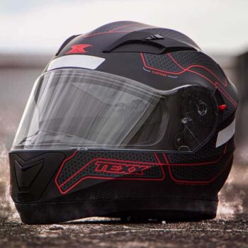 Capacete Texx G2 Panther Vermelho