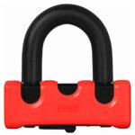 Trava De Disco Granit Abus Power Xs 67/105hb50 Vermelha