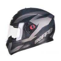 capacete-bieffe-b12-flat-preto-fosco-grafite-2