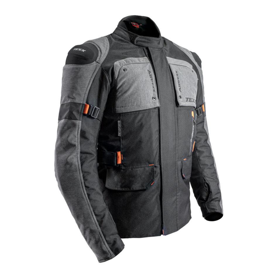 Jaqueta Texx Armor Masculina Laranja