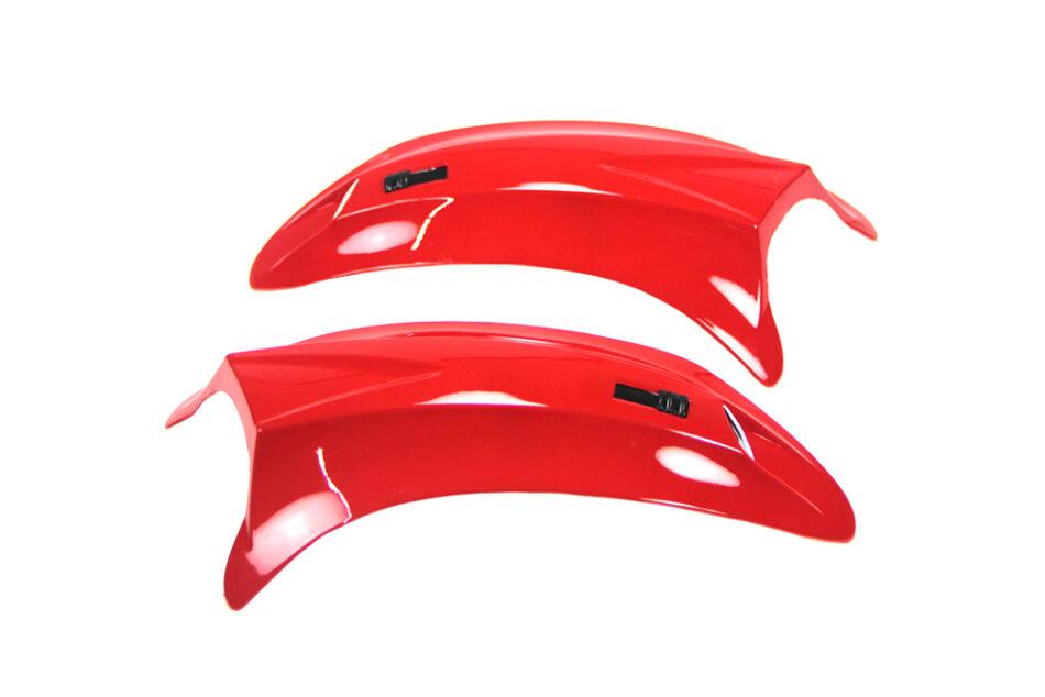 Entrada De Ar Superior Texx Vermelho Capacete Mod. Silver Eagle