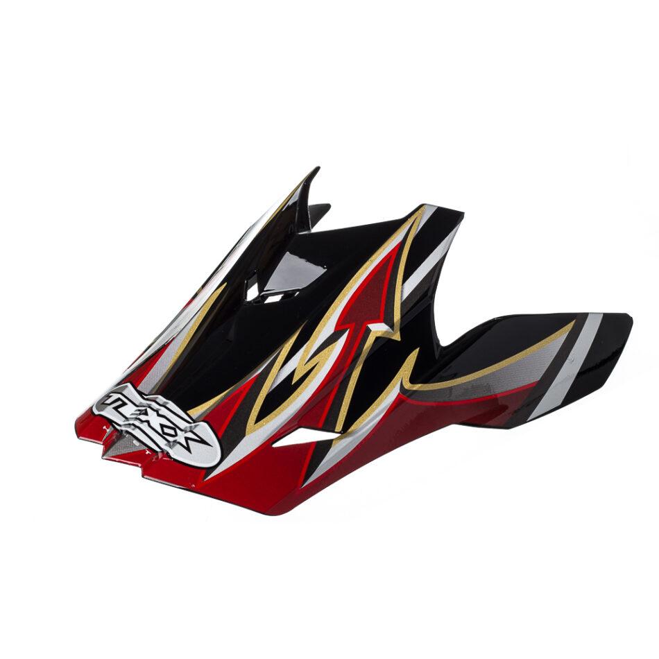 Pala Texx Mod Speed-x - Vermelha