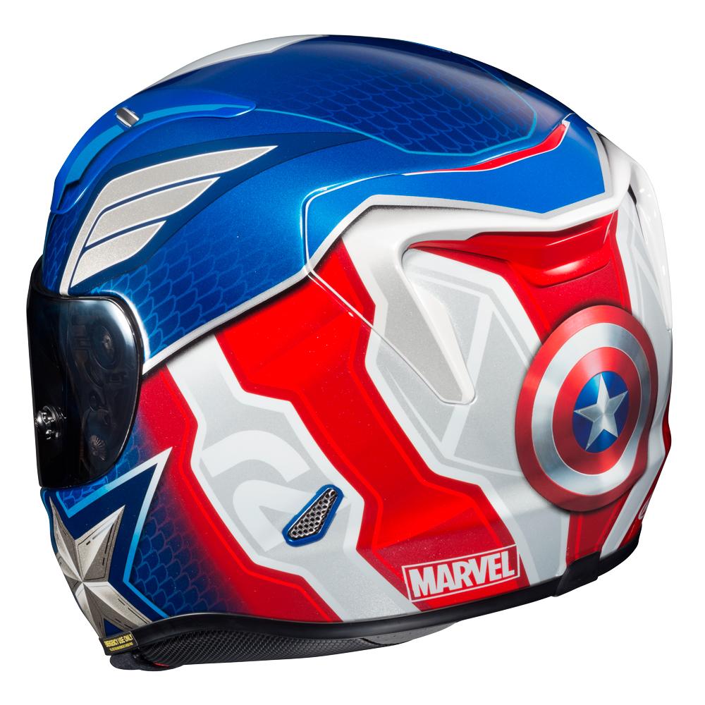 Capacete Hjc Rpha 11 Captain America