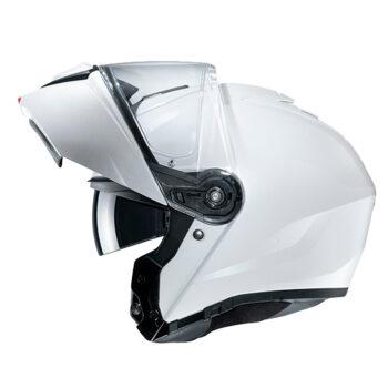 Capacete Hjc I90 Solido Branco