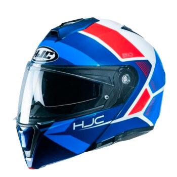 Capacete Hjc I90 Hollen Azul