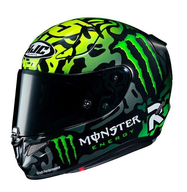 Capacete Hjc Rpha 11 Crutchlow Special