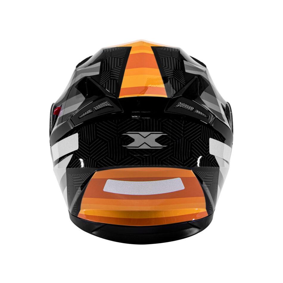 Capacete Texx G2 Trento Laranja