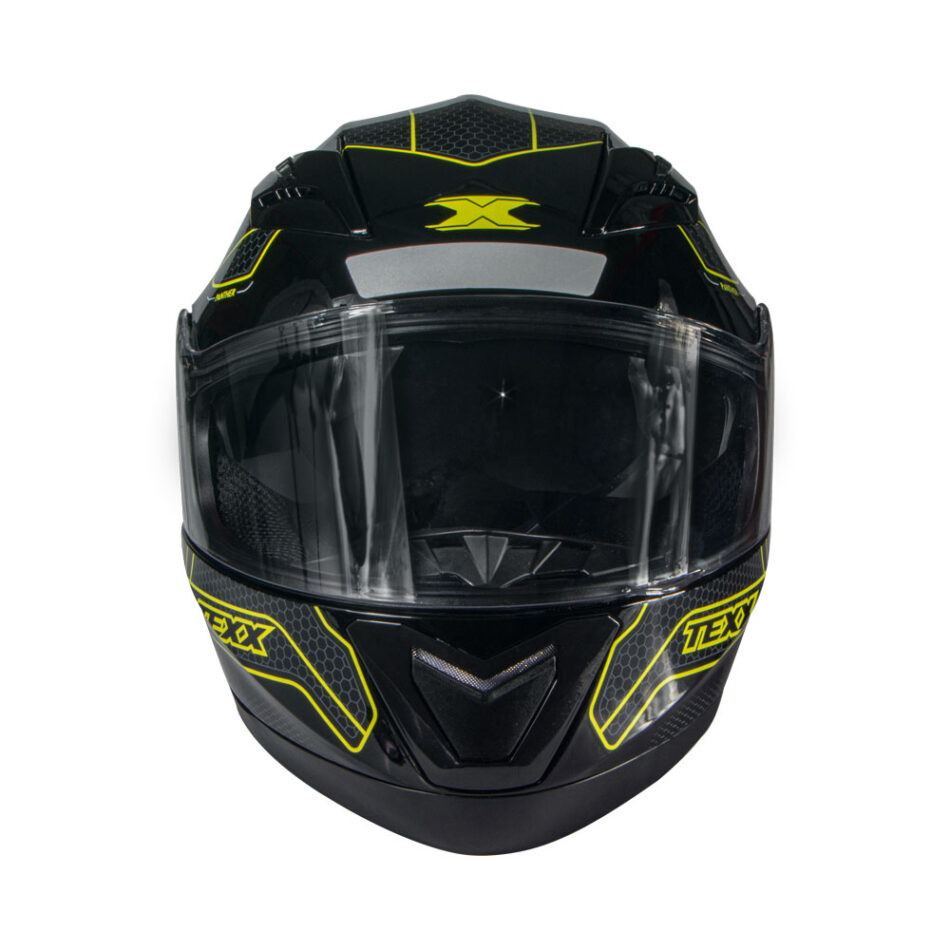Capacete Texx G2 Panther Verde