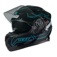 Capacete Texx G2 Panther Azul-2