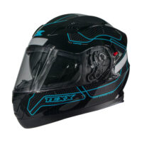 Capacete Texx G2 Panther Azul-3