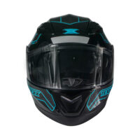 Capacete Texx G2 Panther Azul-4