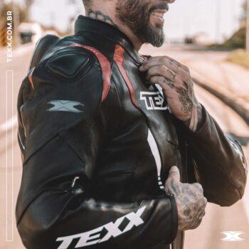 Jaqueta Texx Sniper V2 Masculina Preta