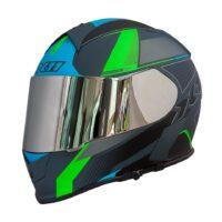 capacete-x11-revo-pro-flagger-sv-verde-viseira-extra
