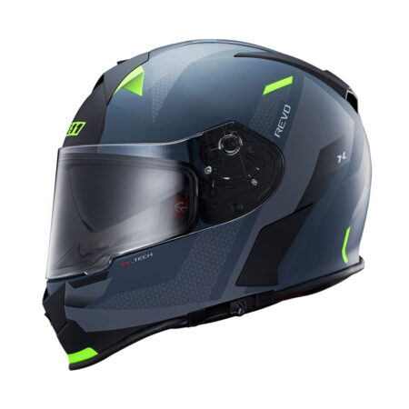 Capacete X11 Revo Vision SV Verde