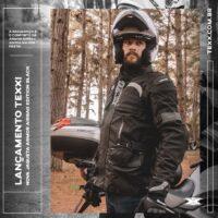 Jaqueta Texx Armor Masculina Airbag Edition Black-4