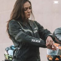 Jaqueta Texx New Strike V2 Ld Feminina Preta E Verde-6