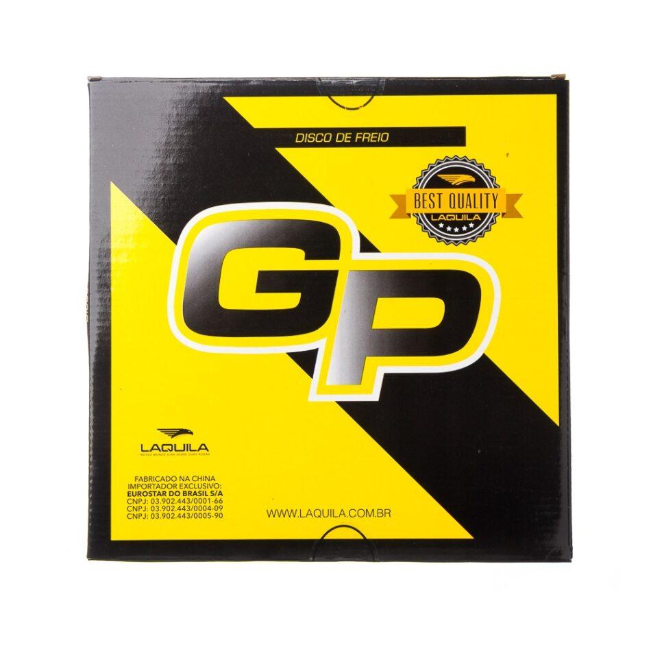 Disco Freio Dianteiro Gp7 Cbx 200 - 150