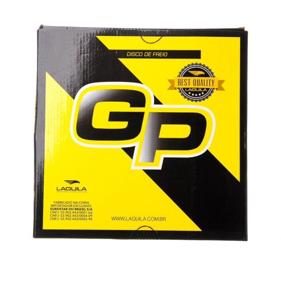 Disco Freio Traseiro Gp Gs 500/07