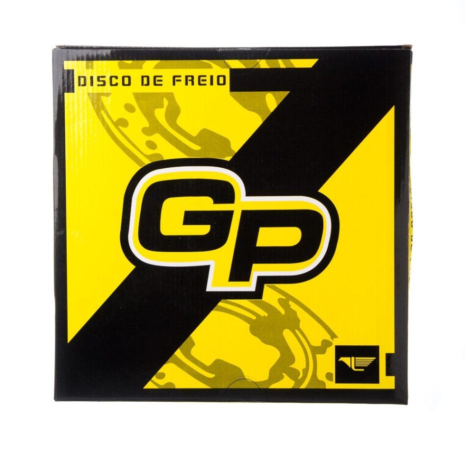 Disco Freio Dianteiro Gp Dafra Apache 150