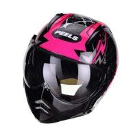 capacete-peels-mirage-star-preto-rosa-5