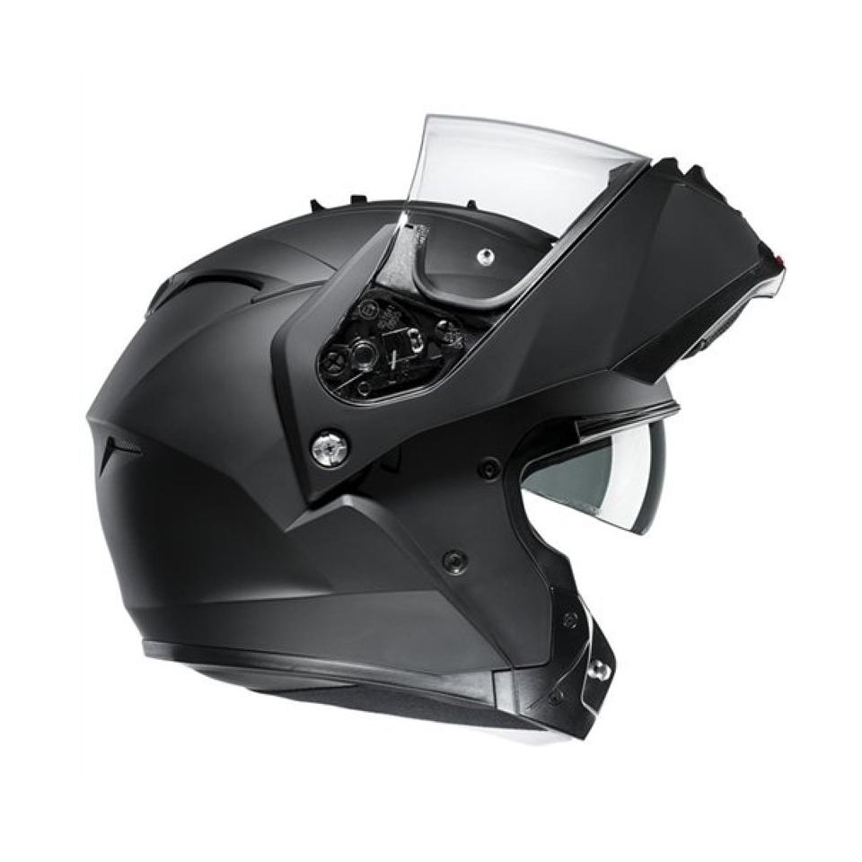 Capacete Hjc Is Max II Solid Preto Fosco