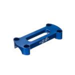 Estabilizador Guidao Moto X - Yam-yzf250450 06> Wrf250450 07> 28mm - Azul