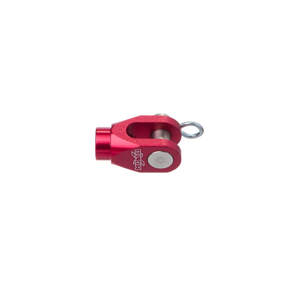 Grampo Pedal Freio Moto X Hon-cbr250r 11> Vermelho