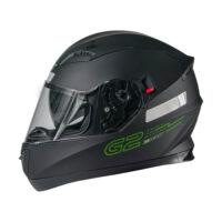 capacete-texx-g2-solido-preto-verde