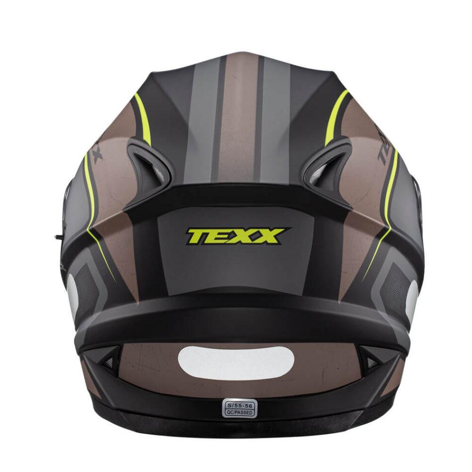 Capacete Texx Wing Broker Verde